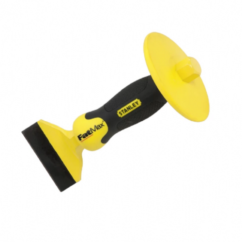 "Stanley Fatmax 4-18-328 Brick Bolster with Safety Guard 100mm (4"")"